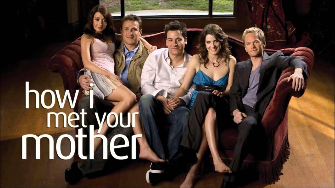 Favoris : Série How I Met your Mother