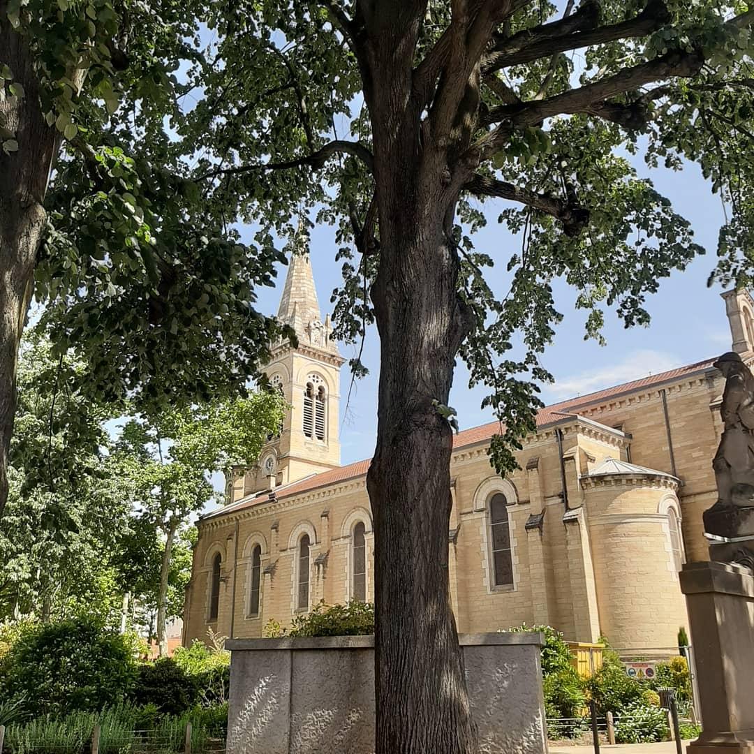 Eglise de Montchat, à Lyon