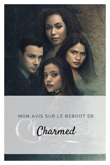 Epingle Pinterest Mon avis sur le reboot de Charmed