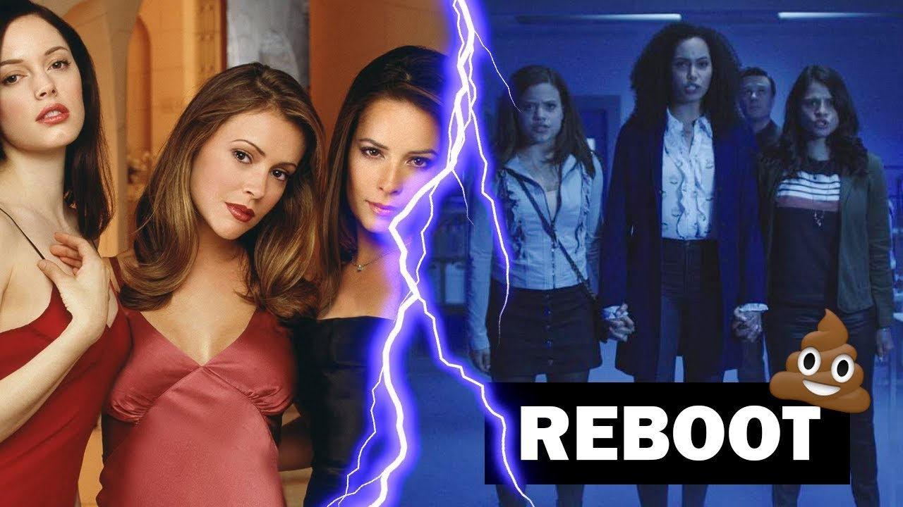 Charmed : reboot et version originale