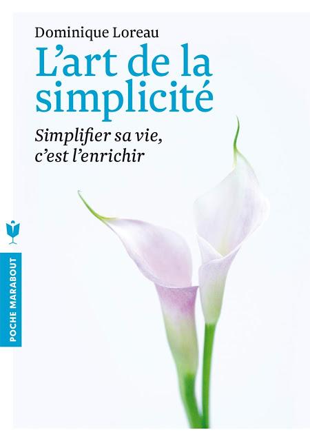 Wish-list-livres - L'art de la simplicité